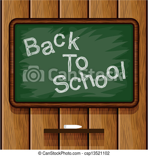 Back to School  - csp13521102