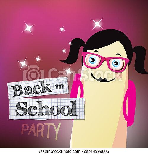 Back to school - csp14999606