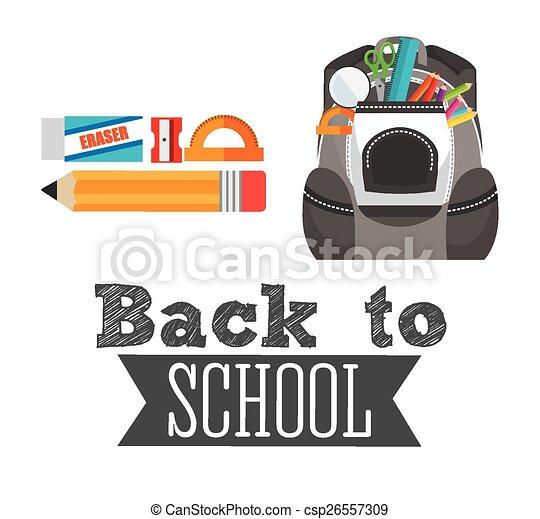 back to school - csp26557309