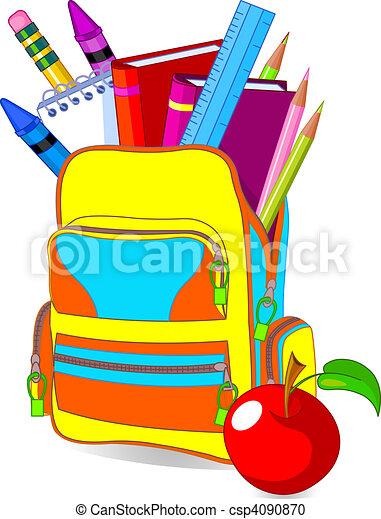 Back to School - csp4090870
