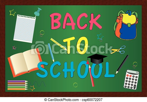 Back to School - csp60072207