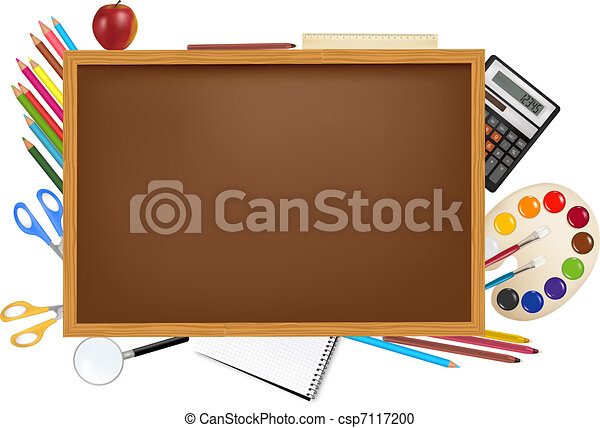 Back to school - csp7117200