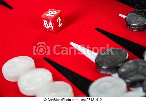 backgammon - csp25131412