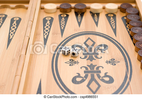 Backgammon - csp4986551