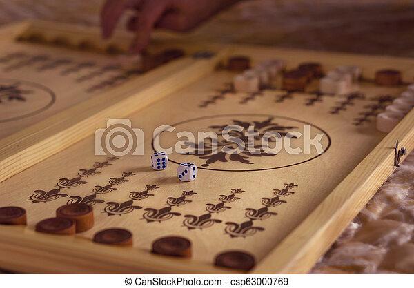 Backgammon - csp63000769