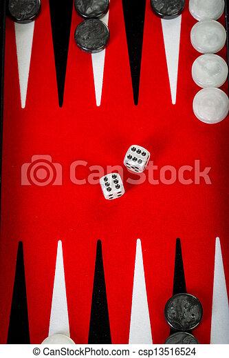 backgammon - csp13516524