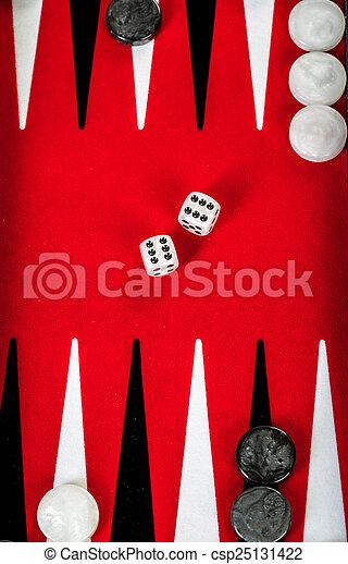 backgammon - csp25131422