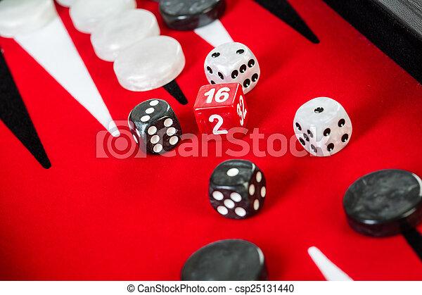 backgammon - csp25131440