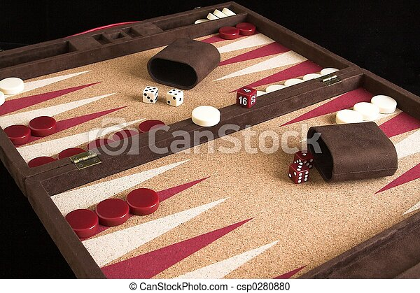 backgammon - csp0280880