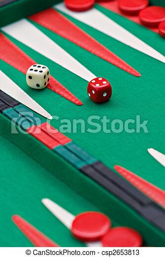 Backgammon - csp2653813