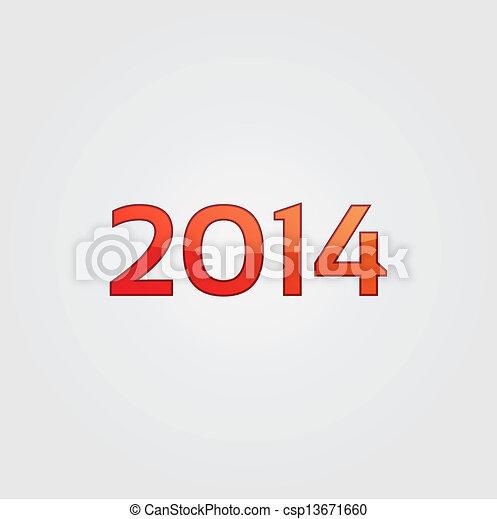 Background - 2014  - csp13671660