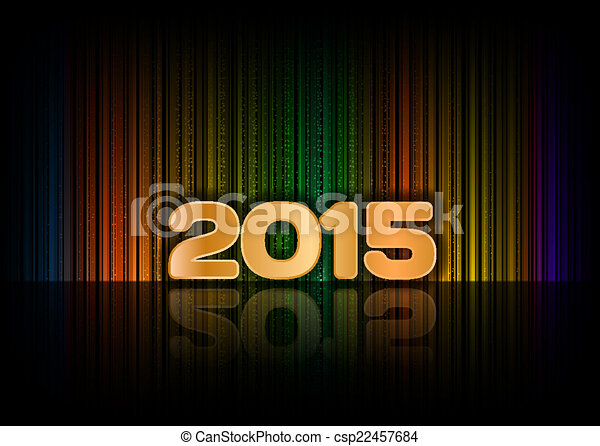 Background 2015 - csp22457684