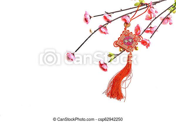 background chinese new year 2019 - csp62942250