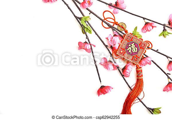 background chinese new year 2019 - csp62942255
