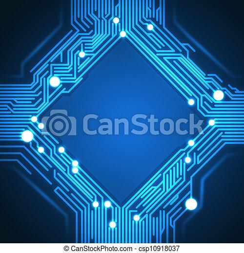 Background circuits. - csp10918037