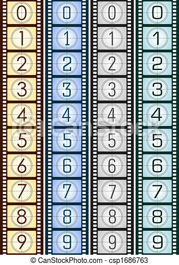 Background Filmstrip - csp1686763
