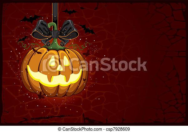 Background for Halloween - csp7928609