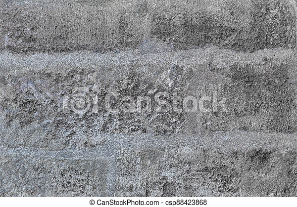 Background from a historic stone wall. - csp88423868