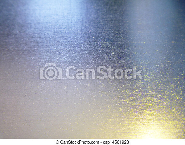 Background from steel sheet - csp14561923