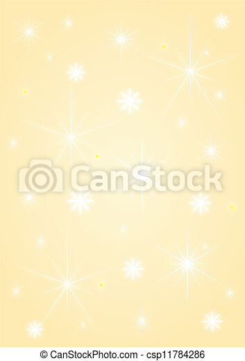 Background gold and white - csp11784286