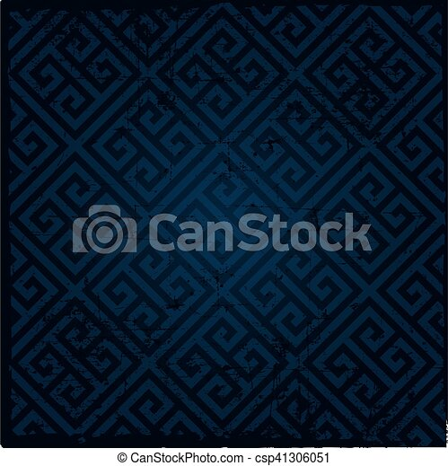 Background-greek pattern - csp41306051