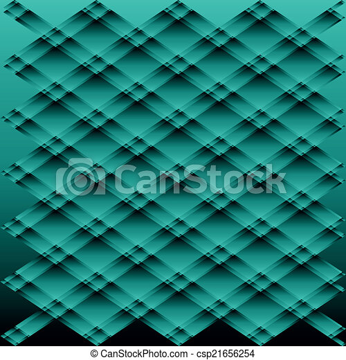 Background green blue dark abstract - csp21656254