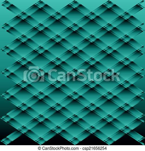 Background green blue dark abstract - csp21656254