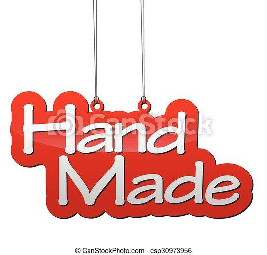 background hand made - csp30973956