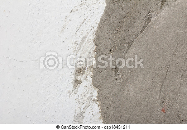 background of a concrete wall - csp18431211