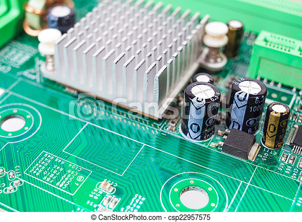 background of computer circuit board csp22957575