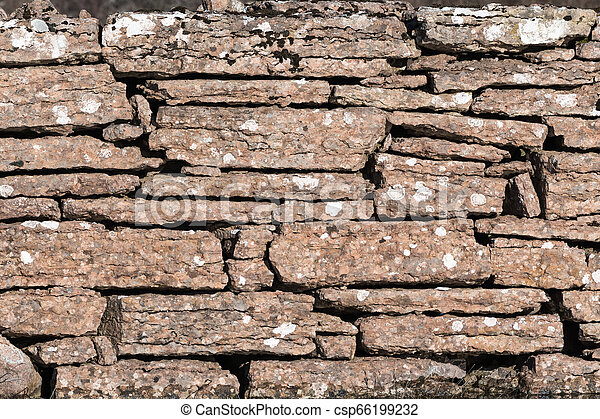 Background of old brickwall - csp66199232