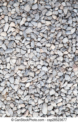 background of stone rubble - csp28523677