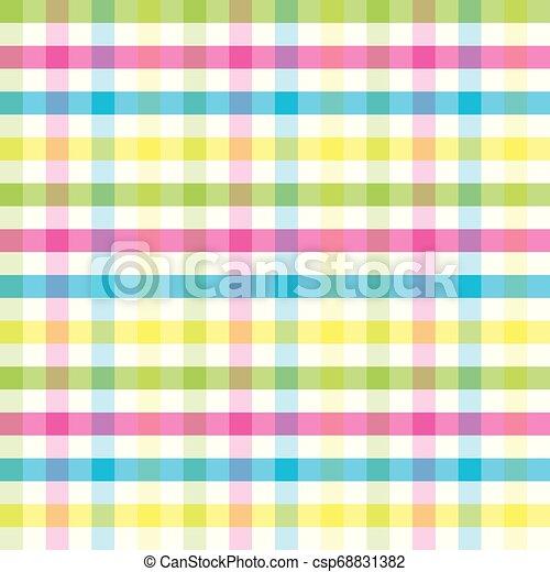 Yellow /& Cream Pastel Plaid Green Wallpaper Large Pink
