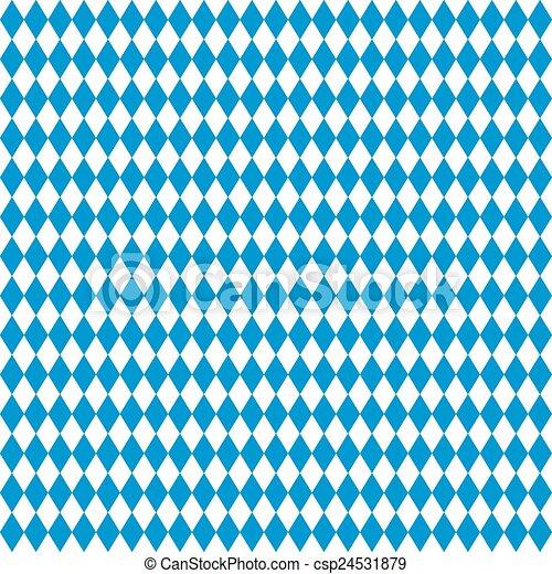 Background Oktoberfest seamless - csp24531879