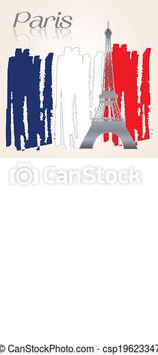 Background Paris - csp19623347