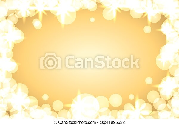 background sparkle gold csp41995632