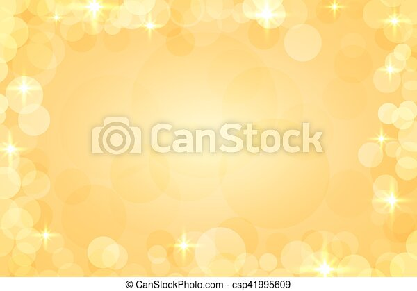 background sparkle gold csp41995609