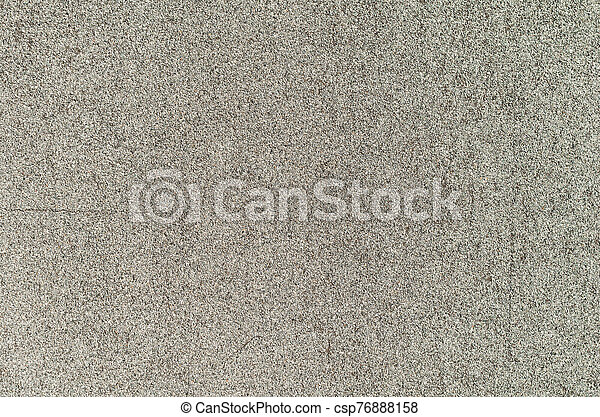 background texture pattern small gray sand - csp76888158
