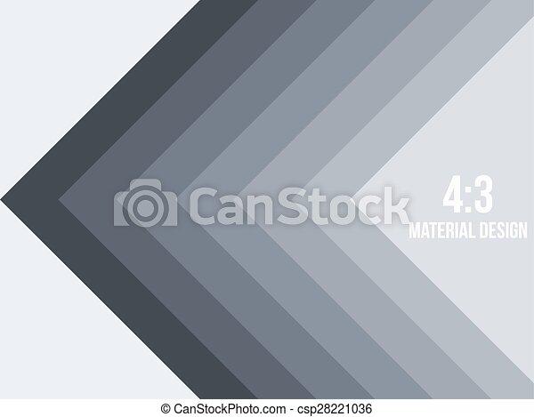 Background Unusual modern material design - csp28221036