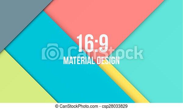 Background Unusual modern material design - csp28033829