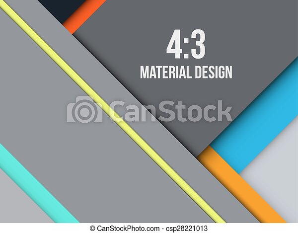 Background Unusual modern material design - csp28221013