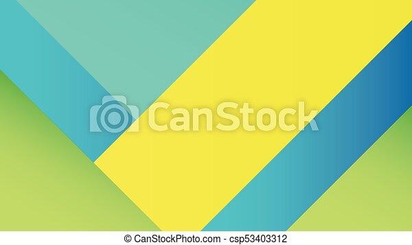 Background Unusual modern material design - csp53403312