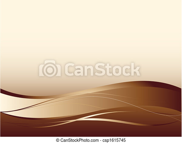 Background with abstract smooth lines - csp1615745