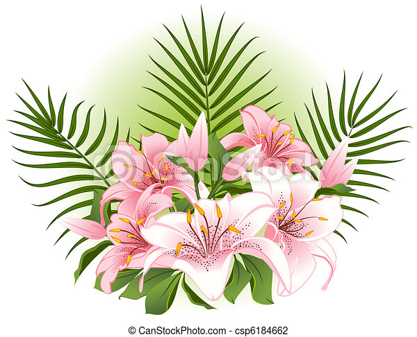 Beautiful Art Of Flowers