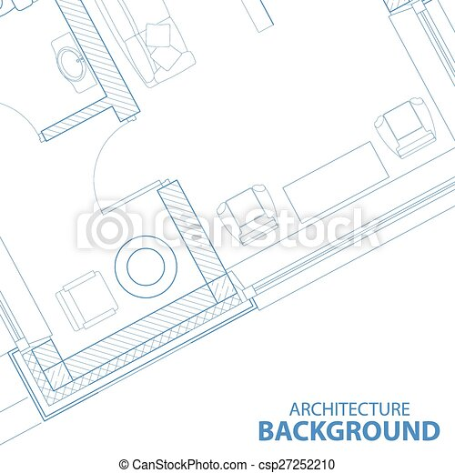 Background with blueprint vector background with fragment vector background with blueprint csp27252210 malvernweather Image collections