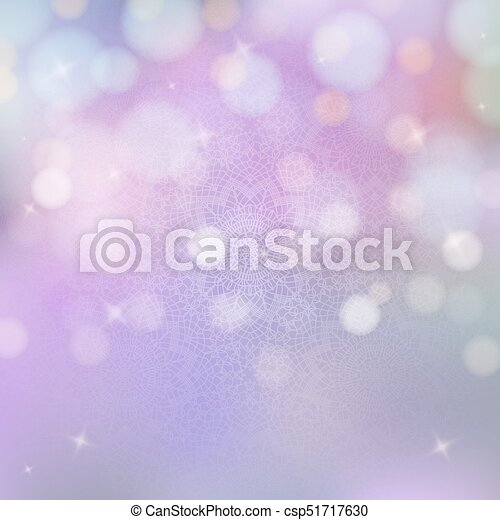 Background with crochet pattern - csp51717630