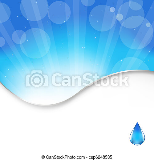 Background With Drop - csp6248535