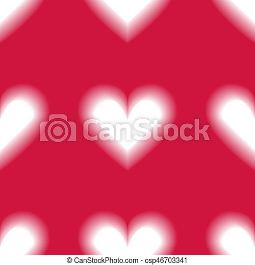 Background with hearts - csp46703341