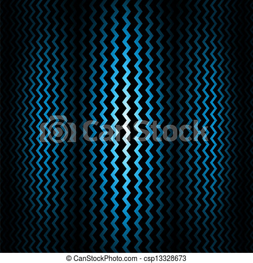 Background with optical illusion effect - csp13328673