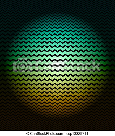 Background with optical illusion effect - csp13328711